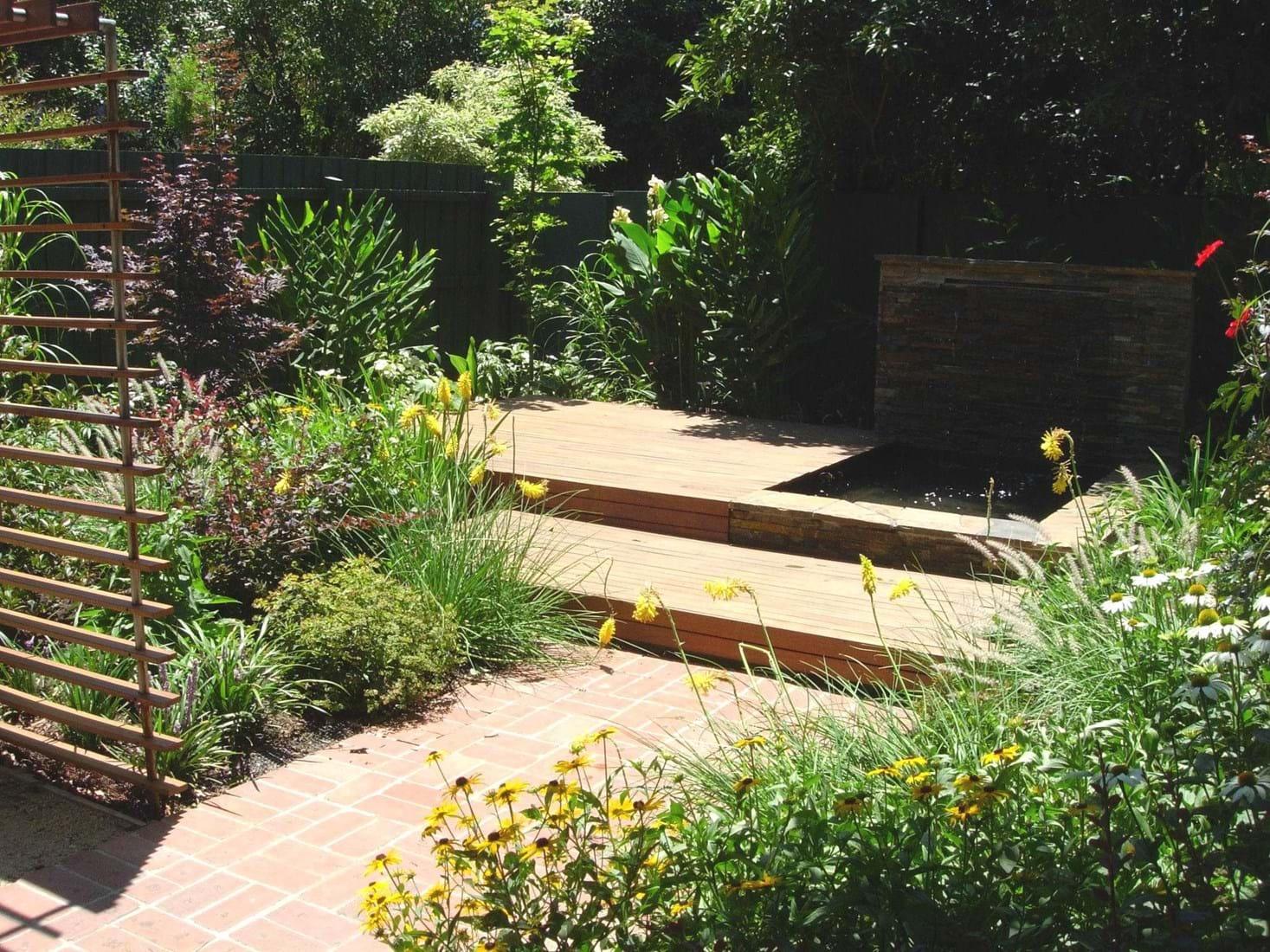 Small Suburban Gardens